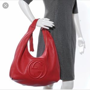 Gucci Large Soho Hobo Shoulder Bag Authentic ❤️